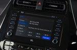Toyota Prius 2020 RHD infotainment