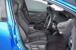 Toyota Prius 2020 RHD front seats