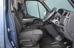 Renault Master 2020 RHD front seats