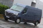 Renault Master 2020 RHD front tracking