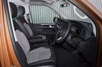 Volkswagen Caravelle 2020 RHD front seats