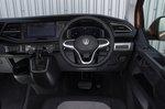 Volkswagen Caravelle 2020 RHD dashboard