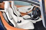 McLaren GT 2020 RHD front seats