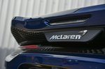 McLaren GT 2020 RHD rear detail