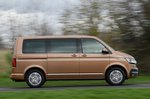 Volkswagen Caravelle 2020 RHD right panning