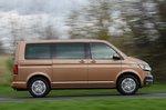 Volkswagen Caravelle 2020 RHD right panning
