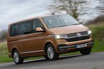 Volkswagen Caravelle 2020 RHD wide front tracking