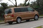 Volkswagen Caravelle 2020 RHD wide rear tracking