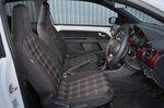 Volkswagen Up GTI 2020 RHD front seats