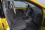 Volkswagen Up 2020 RHD front seats