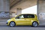 Volkswagen Up 2020 RHD left panning