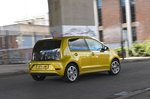 Volkswagen Up 2020 RHD rear tracking