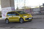 Volkswagen Up 2020 RHD wide front tracking