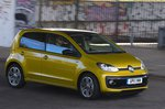 Volkswagen Up 2020 RHD front tracking