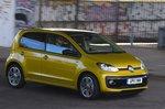 Volkswagen Up 2020 RHD front tracking