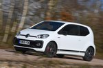 Volkswagen Up GTI 2020 RHD wide front tracking