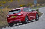 Ford Kuga 2020 RHD rear right tracking