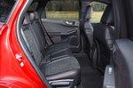 Ford Kuga 2020 RHD rear seats