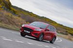 Ford Kuga 2020 RHD wide front left tracking