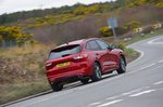 Ford Kuga 2020 RHD wide rear right tracking