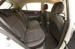 Kia Rio 2020 RHD rear seats