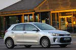 Kia Rio 2020 RHD front right static