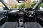 Suzuki Vitara 2020 RHD dashboard