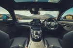 Mercedes-AMG GT 2020 RHD dashboard