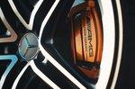 Mercedes-AMG GT 2020 RHD brakes detail