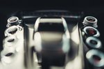 Mercedes-AMG GT 2020 RHD centre console