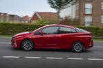 Toyota Prius 2020 RHD left panning