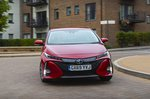 Toyota Prius 2020 RHD right panning