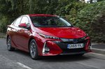 Toyota Prius 2020 RHD front right tracking
