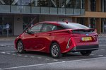 Toyota Prius Plug-In 2020 RHD rear left static