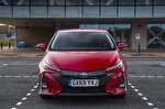 Toyota Prius Plug-In 2020 RHD front static