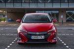 Toyota Prius Plug-In 2020 RHD front static