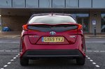 Toyota Prius Plug-In 2020 RHD rear static