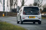 Volkswagen e-Up 2020 RHD rear tracking