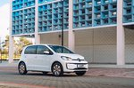 Volkswagen e-Up 2020 RHD wide front right static