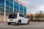 Volkswagen e-Up 2020 RHD wide rear static