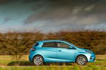 Renault Zoe 2020 RHD right panning