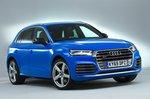 Audi SQ5 front studio