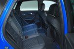 Audi SQ5 rear seats