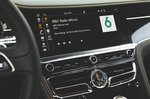 2020 Bentley Flying Spur touchscreen