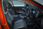 Citroen C5 Aircross 2020 front seats