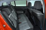 Citroen C5 Aircross 2020 rear seats