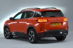Citroen C5 Aircross 2020 rear studio