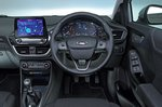 Ford Puma 2021 dashboard