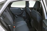 Ford Puma rear seats - grey 69-plate car