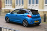 Hyundai i10 rear tracking - 69 plate
